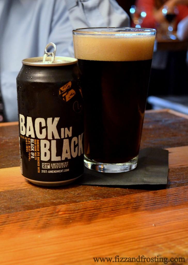 21st Amendment Back in Black IPA