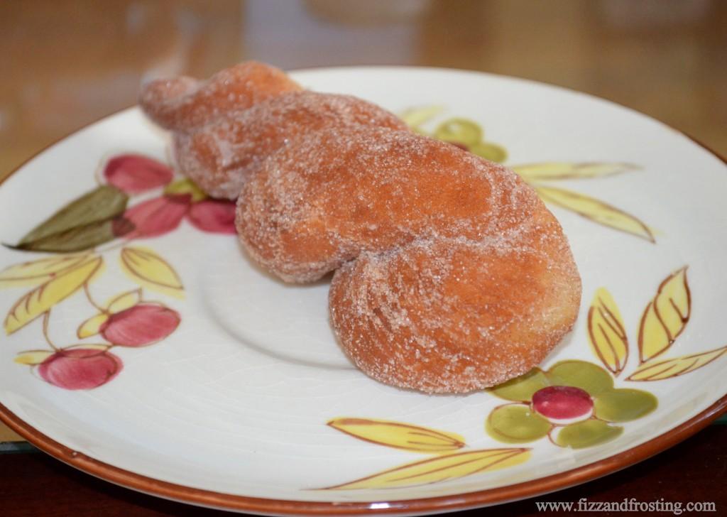 Richmond donuts cinnamon twist