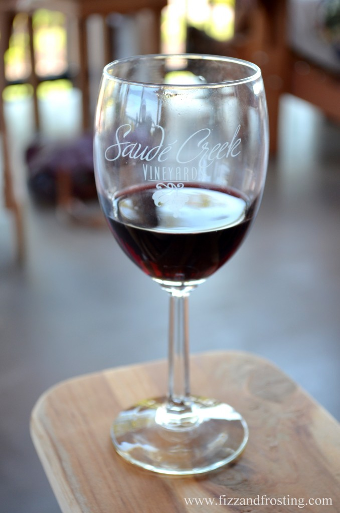 Saude Creek Richmond Winery Merlot