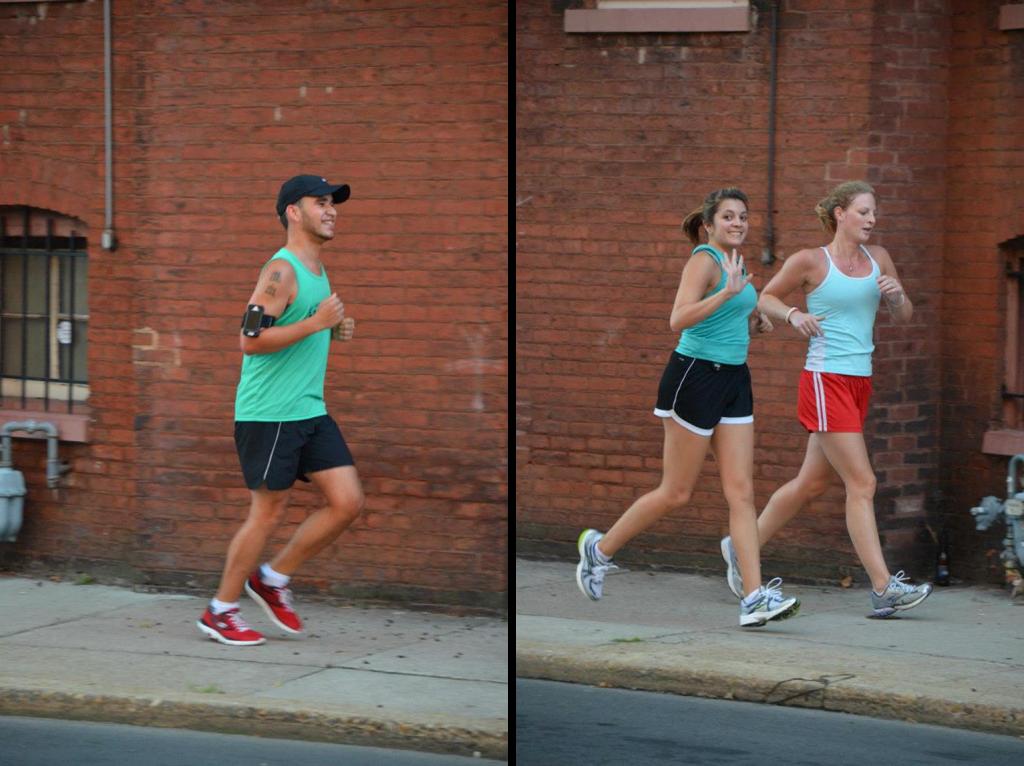 Richmond Half Marathon Training Team