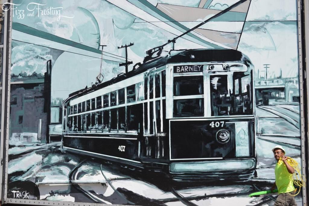 Canal Walk - street art