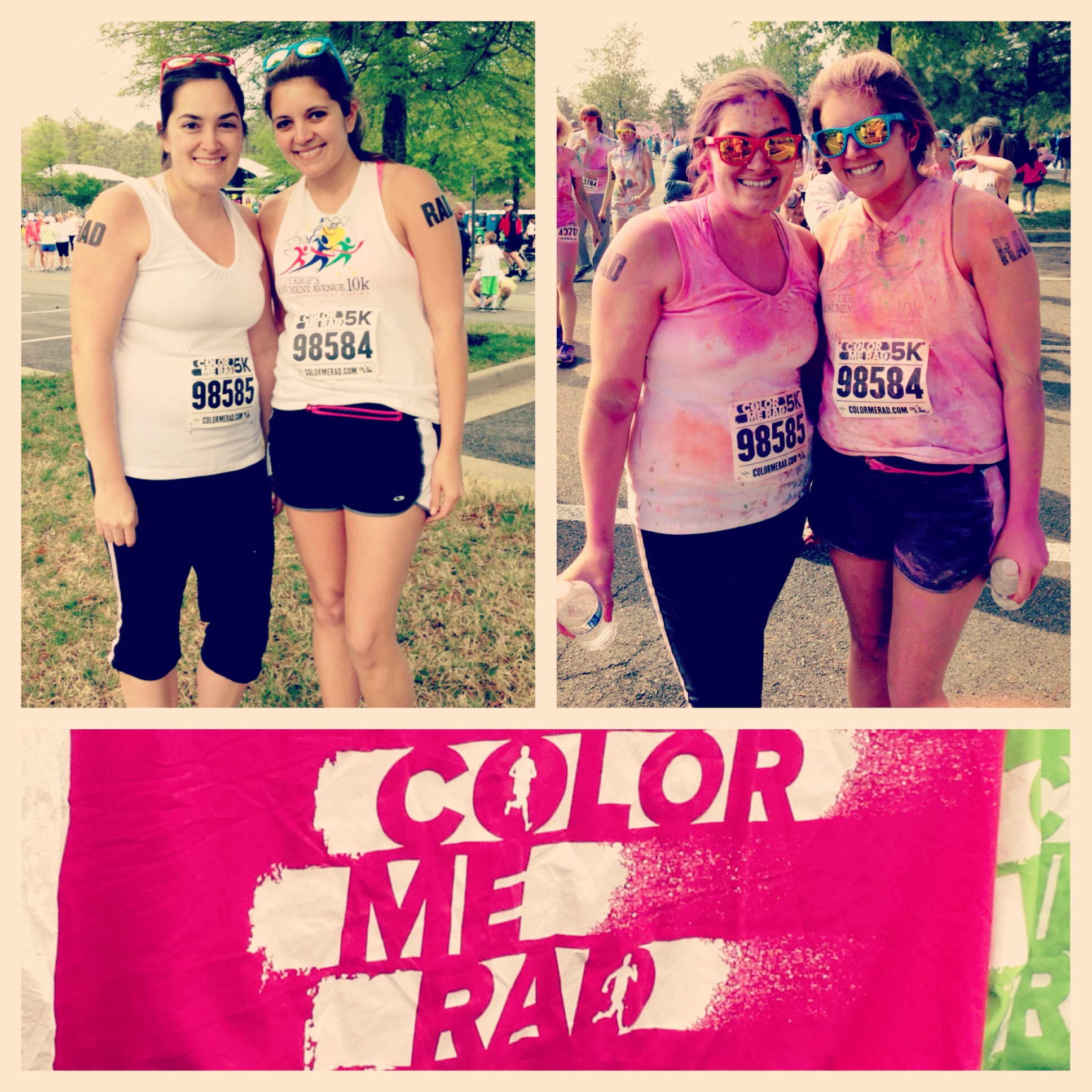 color run advice