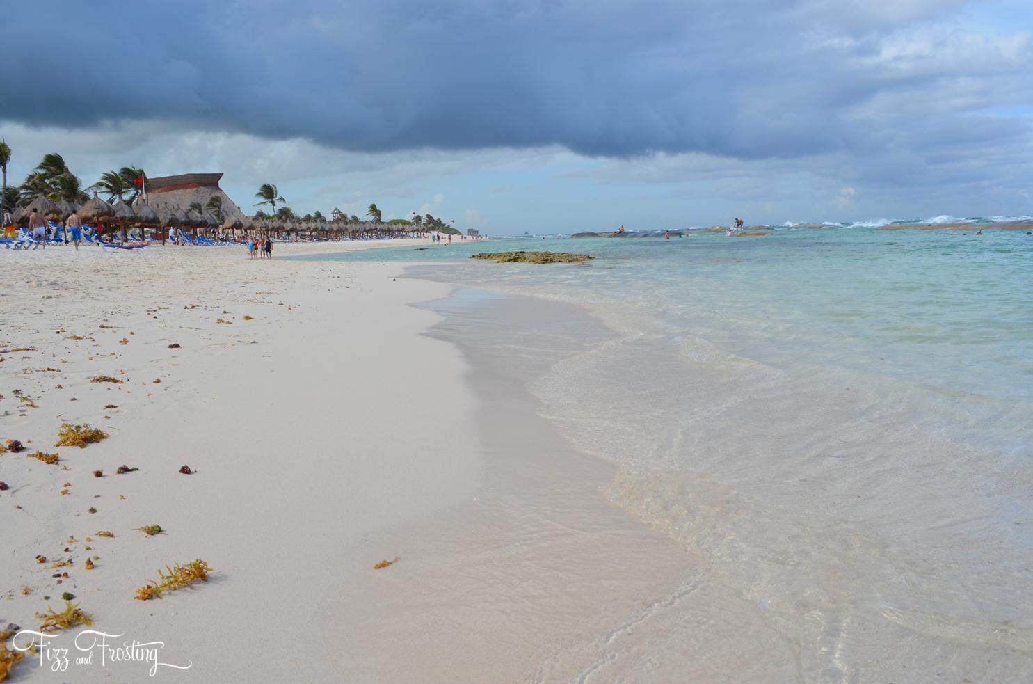 RIveria Maya Sian Ka'an beach