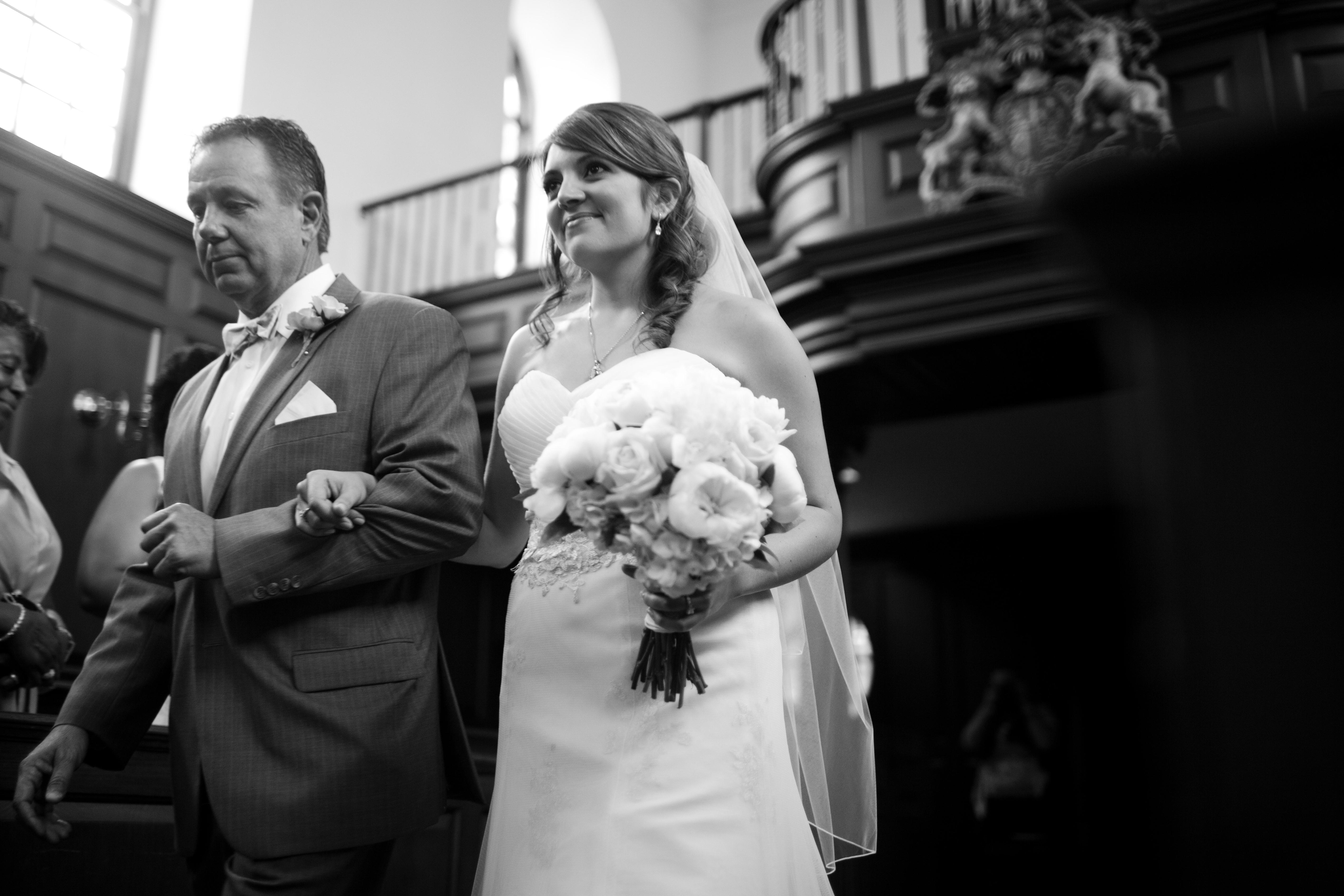 william and mary campus chapel wedding