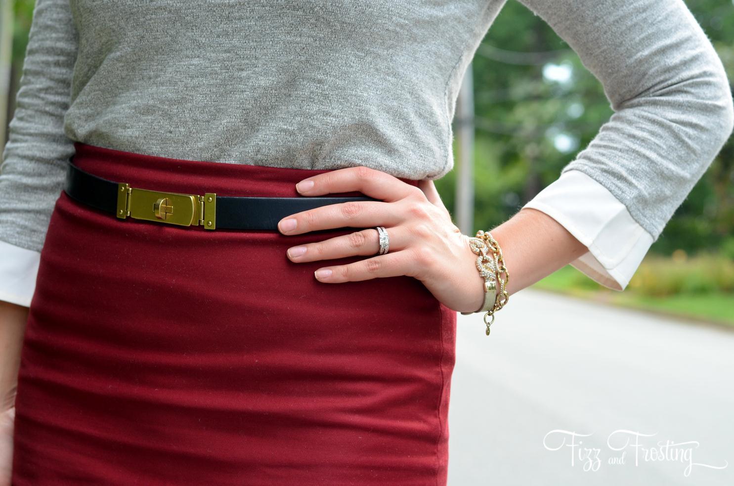 stella dot layer chain bracelets