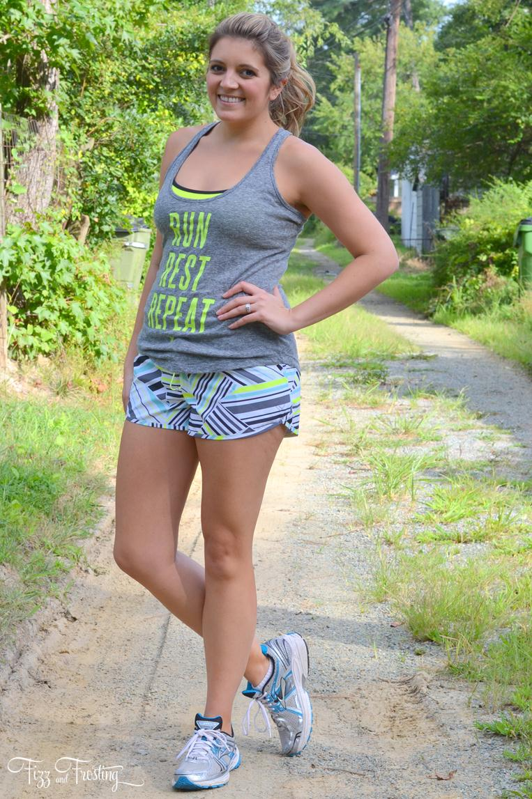 fun, inexpensive workout clothes