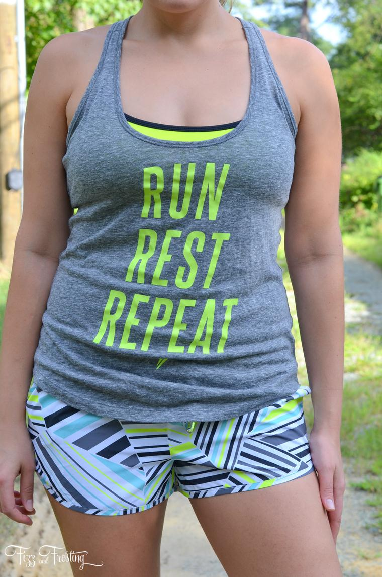 old navy workout gear
