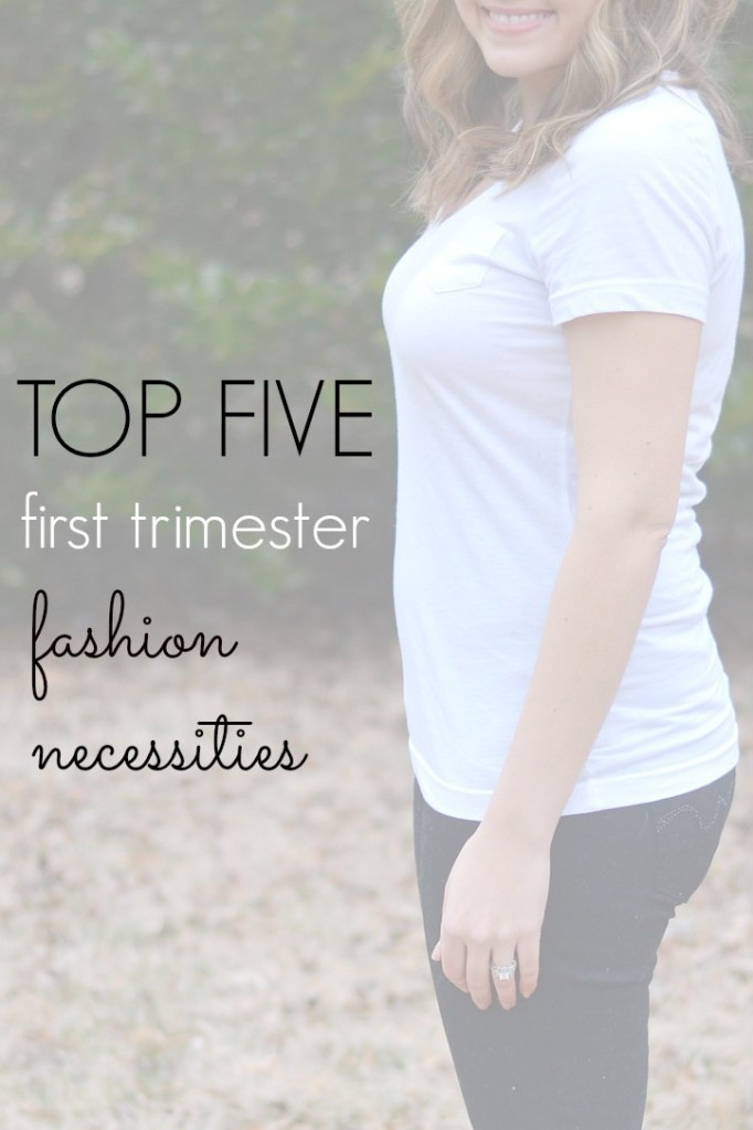 how to dress first trimester