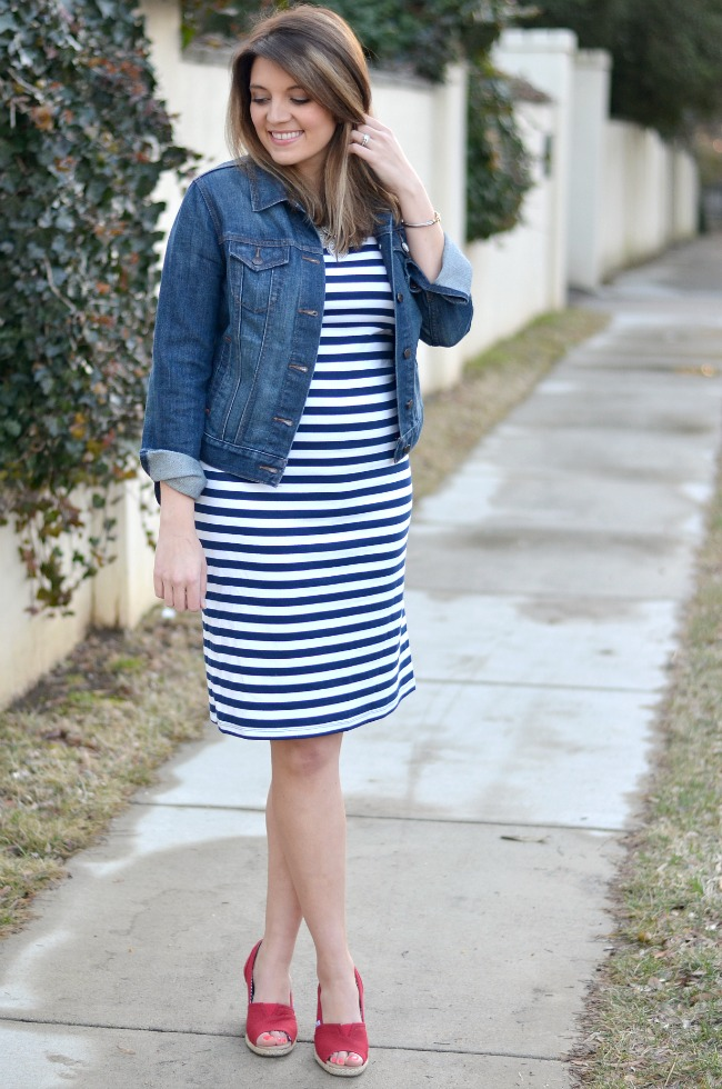 patriotic maternity outifit