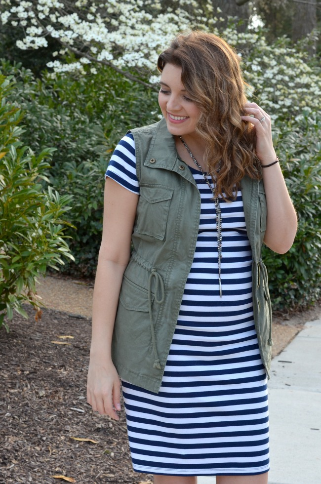ways to wear cargo vest