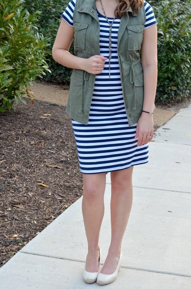 maternity spring style