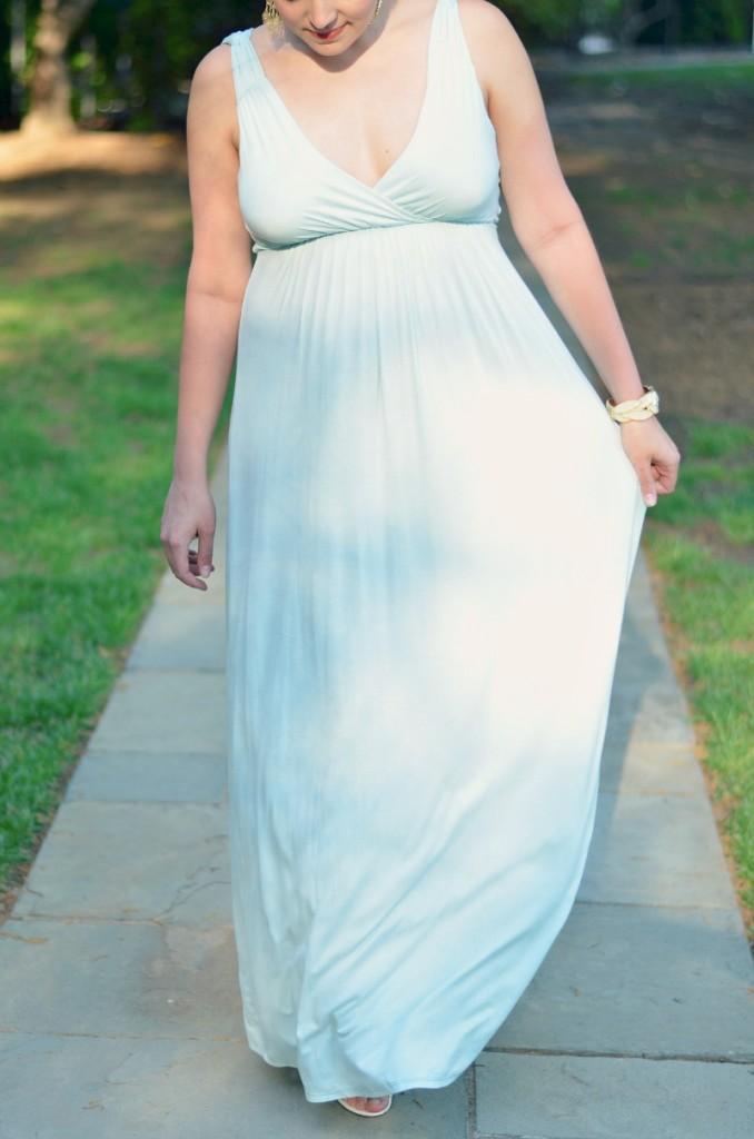 maternity wedding style