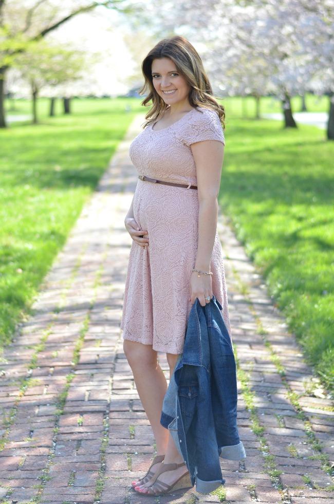 pregnancy fashion ideas spring