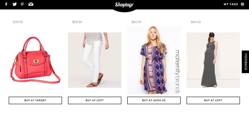 shoptagr wishlist