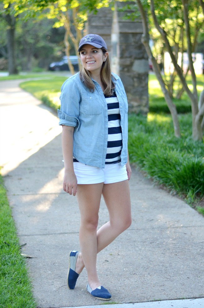 casual pregnancy outfits