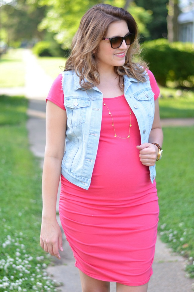 how style maternity shirt dress