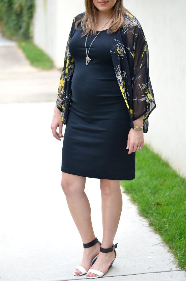 liz lange maternity tank dress