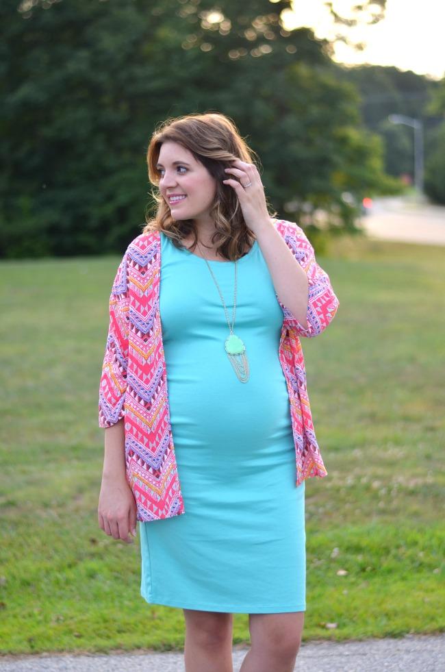 kimono during pregnancy