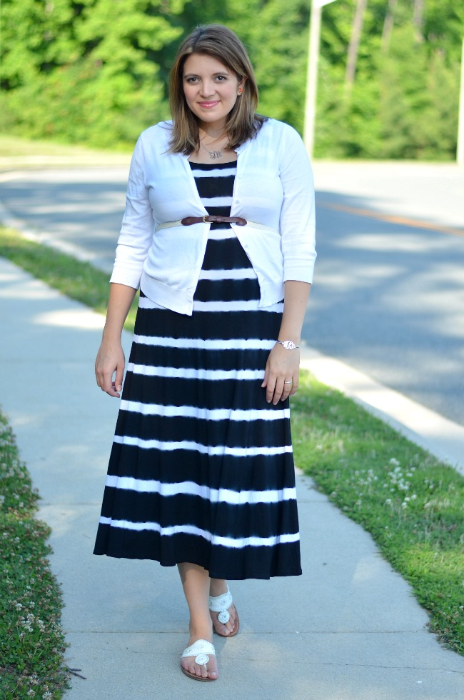 non-maternity tank dress