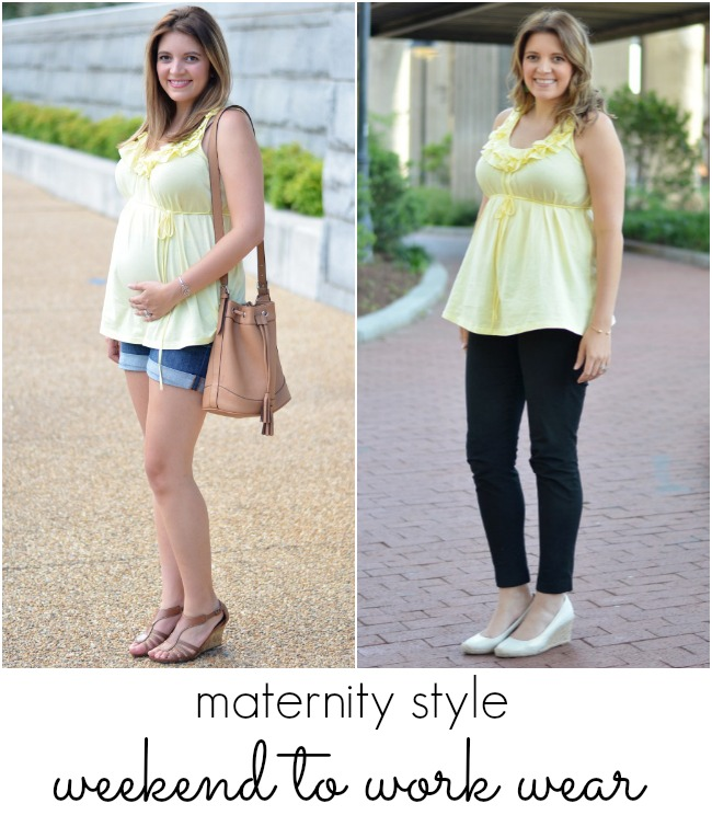 maternity summer outfits