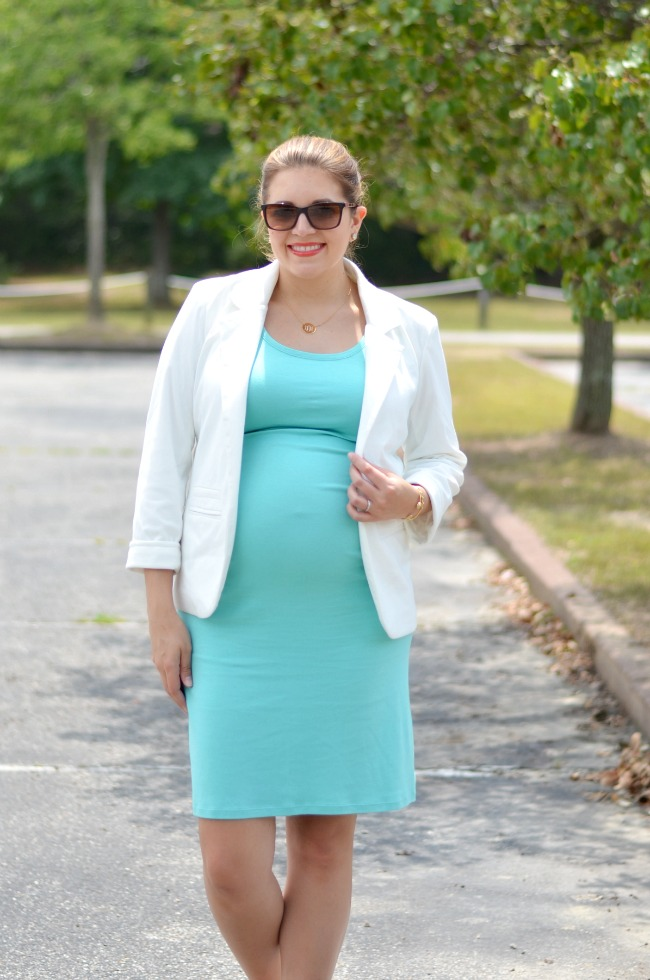 work wear maternity summer