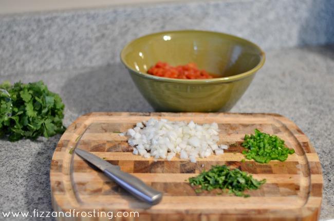 quick fresh salsa