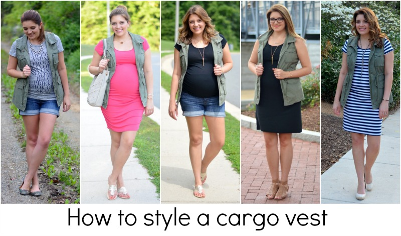 why need a cargo vest