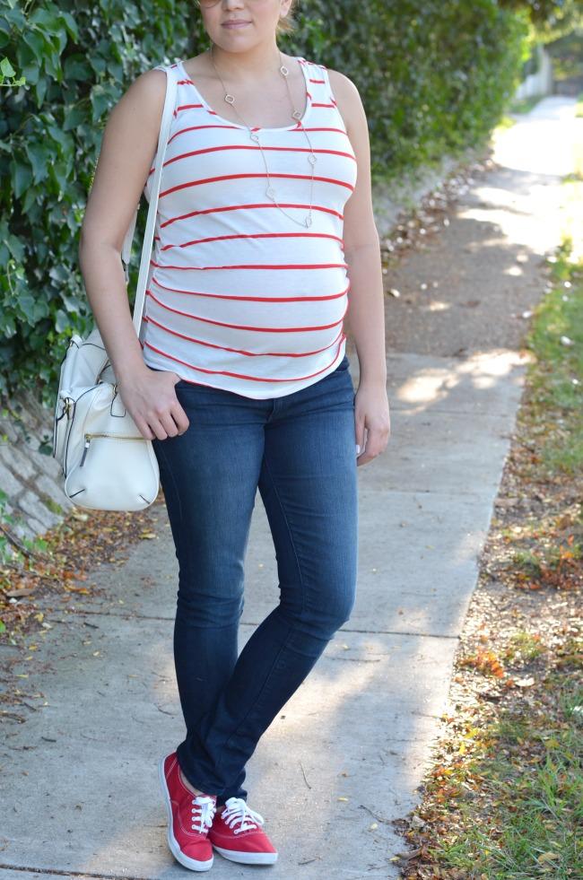 skinny jeans pregnancy
