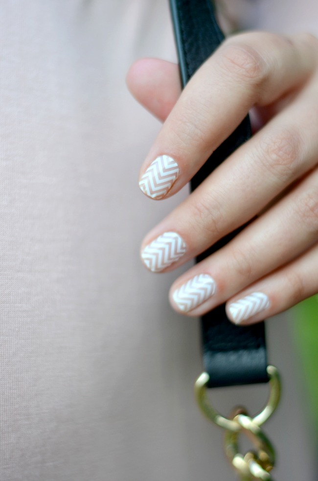 jamberry chevron