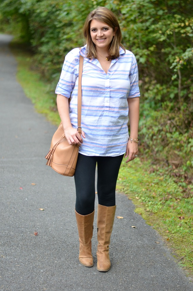weekend casual for fall