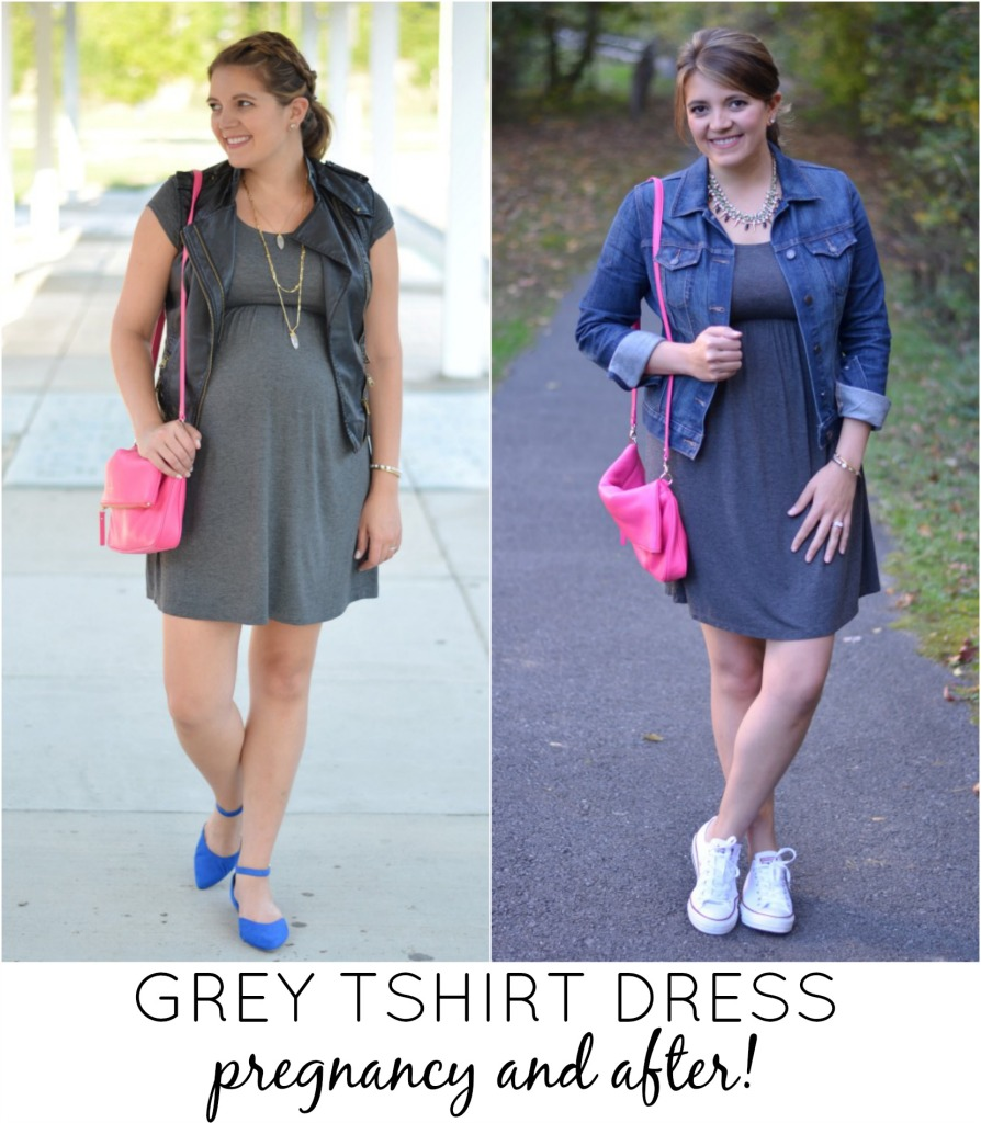 dress for pregnancy and after