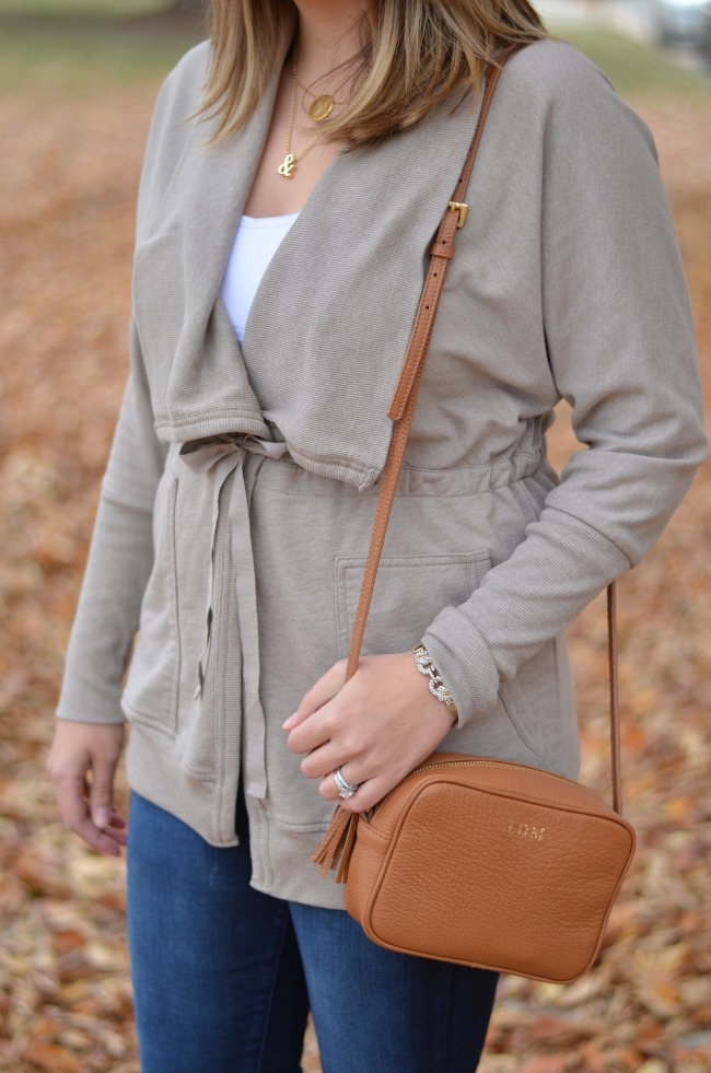 wrap jacket for fall