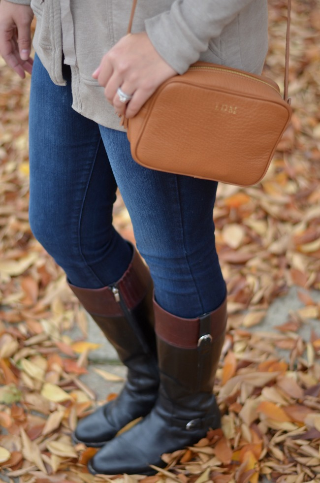 two tone boots