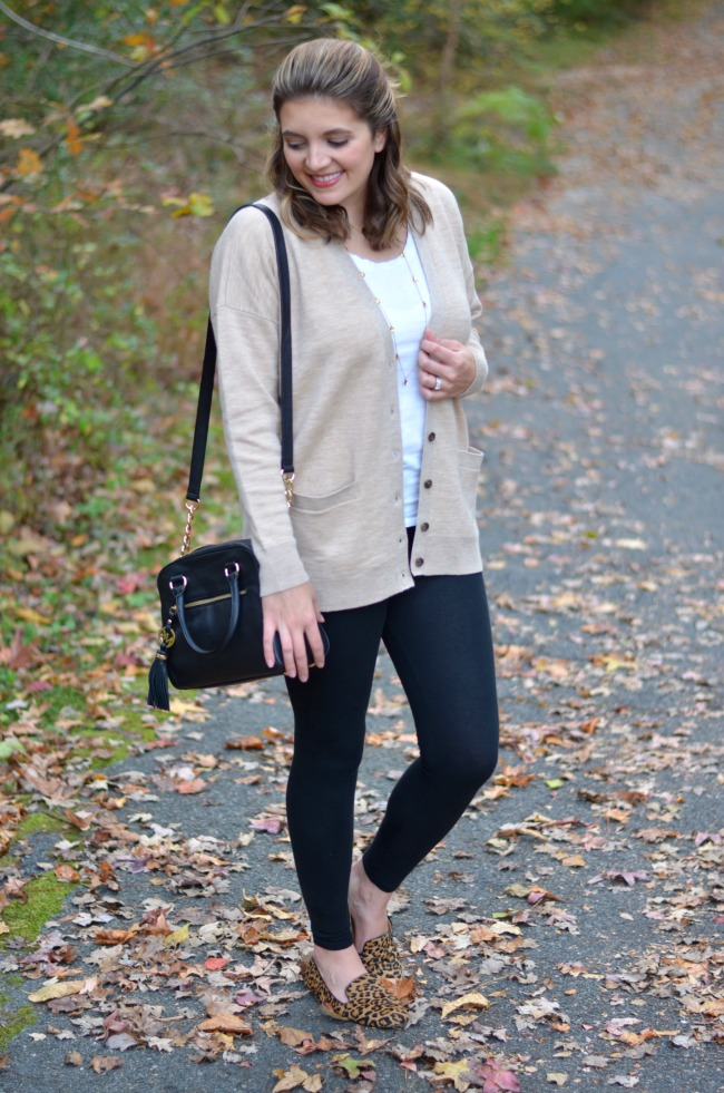 how wear jcrew long cardigan