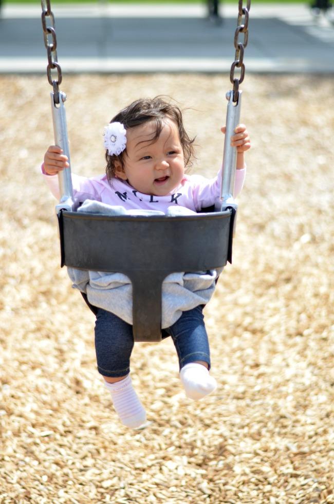 Layla swings