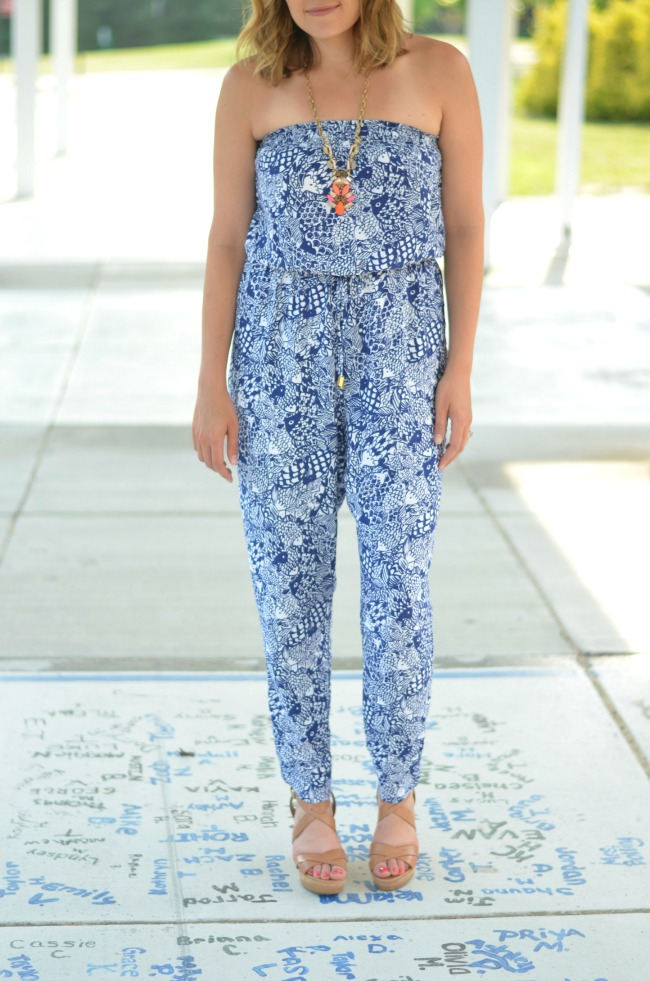 wear a jumpsuit for summer