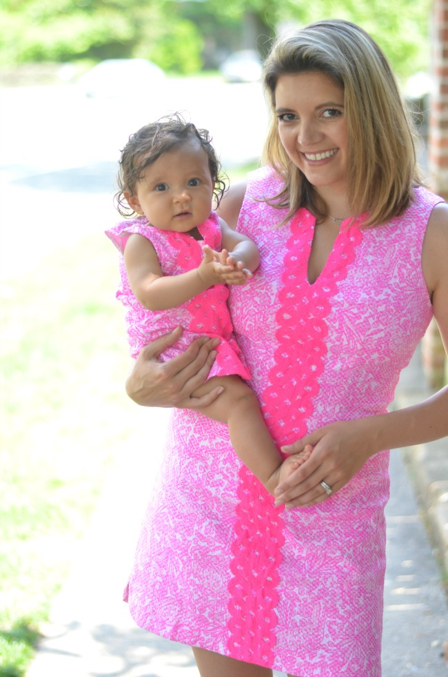 lilly pulitzer mother daughter dresses