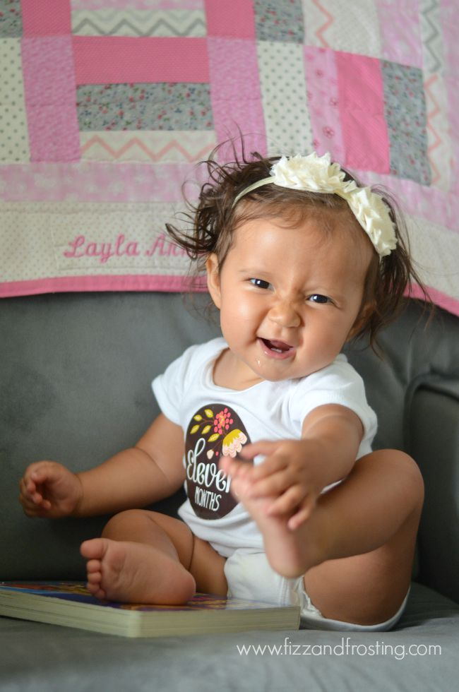Layla 11 months
