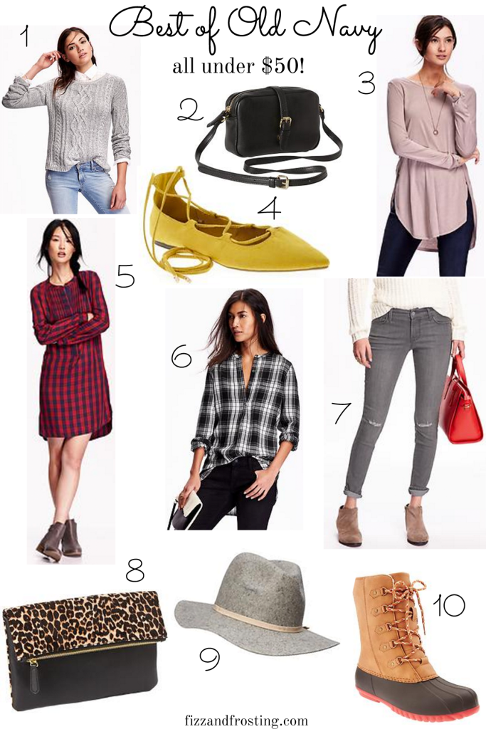 Best of Old Navy Fall