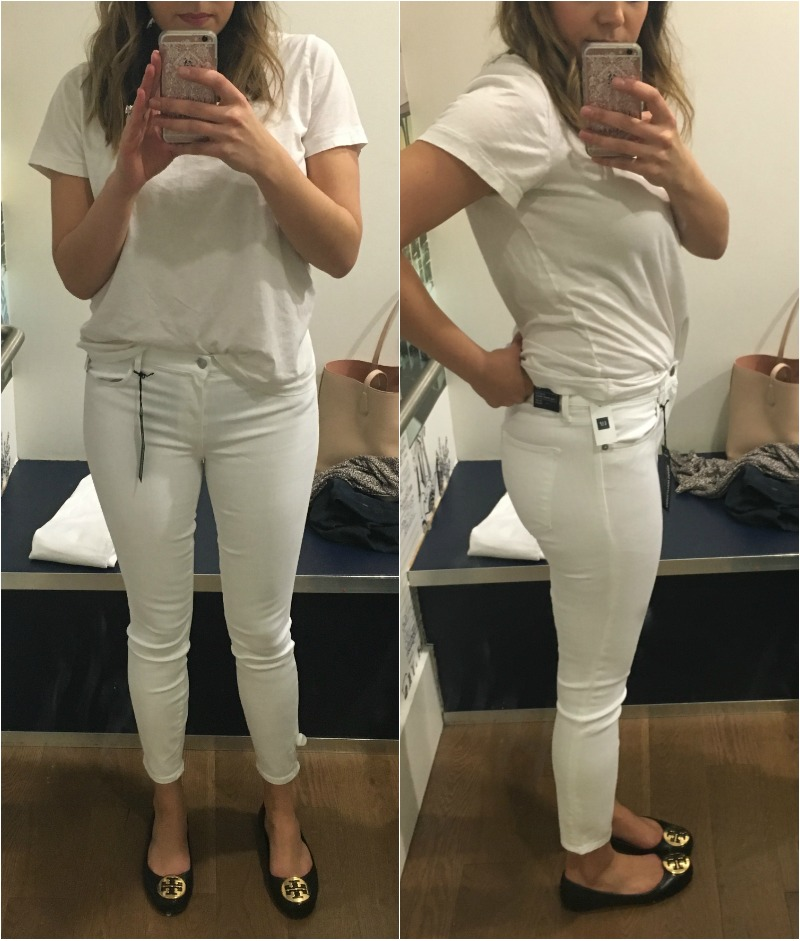 Gap true skinny ankle jeans review