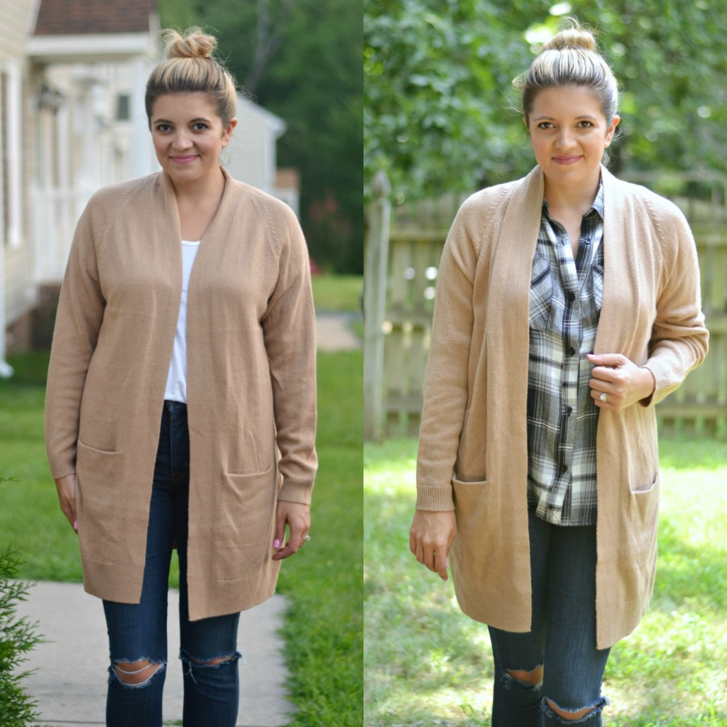 Nordstrom Anniversary sale reviews - long cardigan | www.fizzandfrosting.com