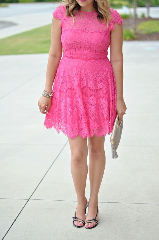 Pink Dress For Wedding Guest 30 Nice bb dakota pink lace