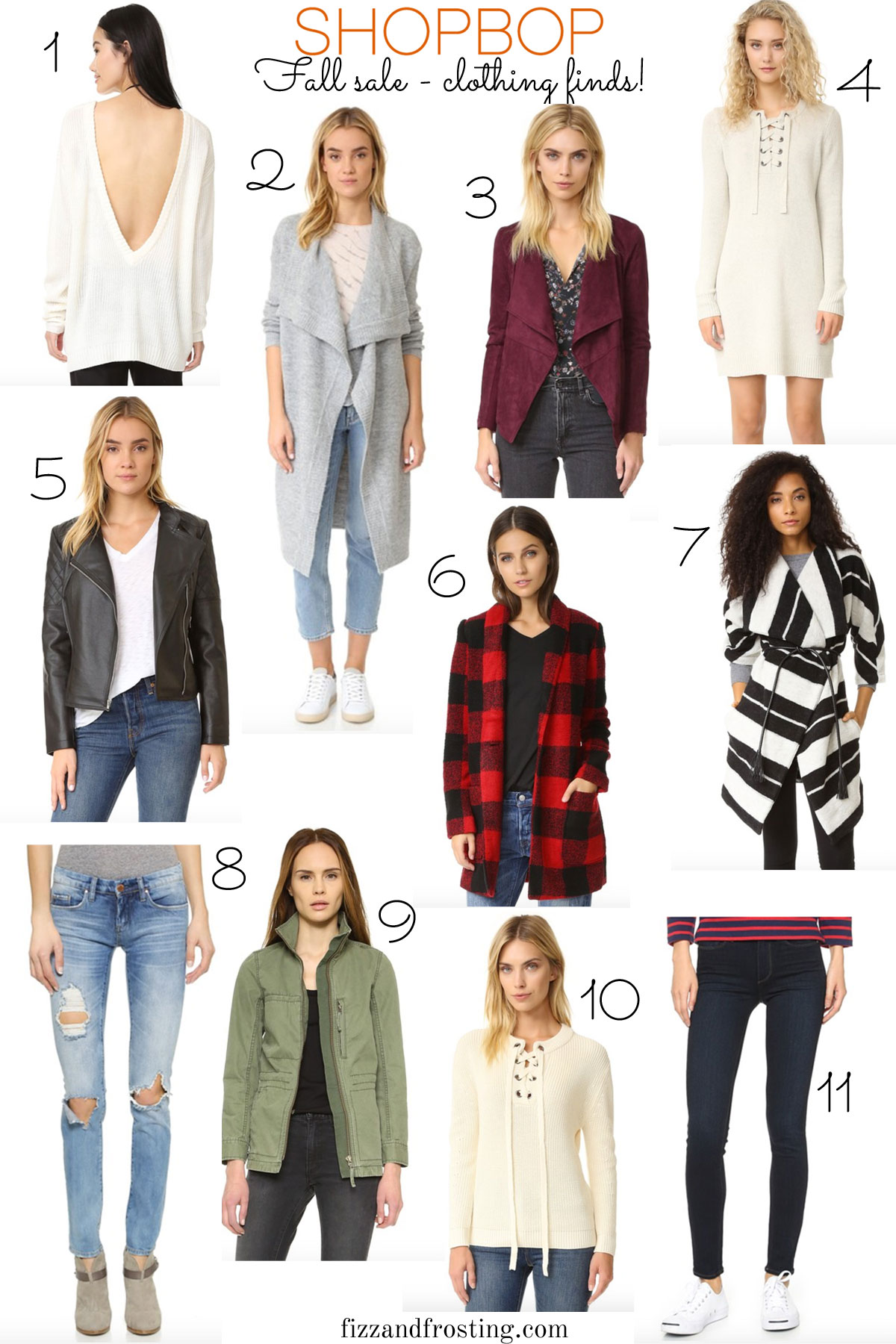 best of the shopbop sale | www.fizzandfrosting.com